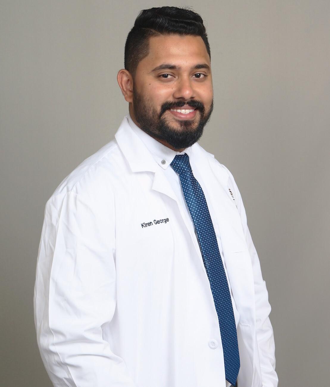 Dr. Kiren George, DMD